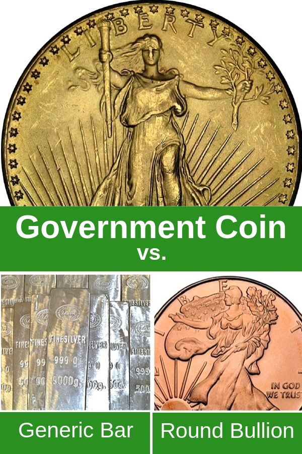 Investing in coins is important if you want o be prepared for tough times, when you may need to barter. Learn which coins are best to invest in and why. #investing #governmentcoins #coins #bullion #survival #preparedness #shtf #shtfdad