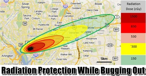 Radiation Protection While Bugging Out