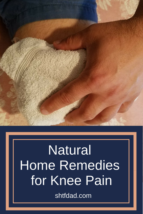 Are your knees hurting? Try one of these 5 ideas for natural home remedies for knee pain. Sometimes you can easily get relief with physical exercise, some stretches or a hot and cold compress.