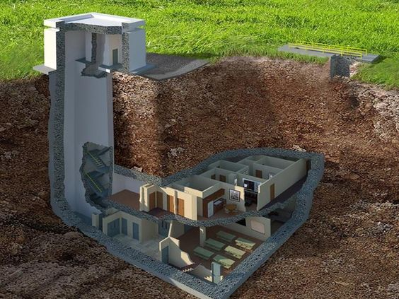 If You're Going To Bug In, Do It Right: DIY Bunker Plans