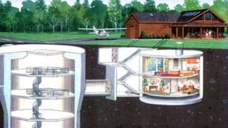 DIY Underground Bunker Plans: If You're Going To Bug In, Do It Right