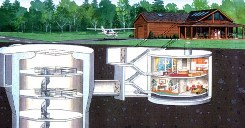 Diy Underground Bunker Plans If You Re Going To Bug In Do It
