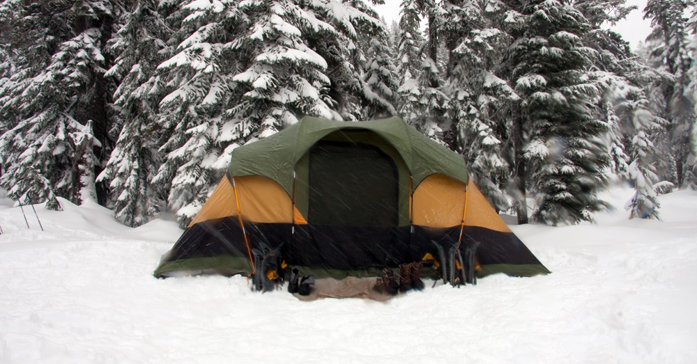 "how to survive a winter camping Read our post and learn which tents can help you enjoy winter camping  one  reviewer calls this tent ""all you need to survive the zombie apocalypse"" for all of."