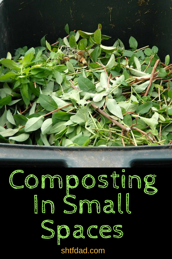 Living in an apartment or only have a small backyard? Here are some DIY tips for how to start composting in small spaces for beginners. Learn the dos and donts so you can make the best compost for your garden. Use a composting system, a tumbler, and even a bucket.