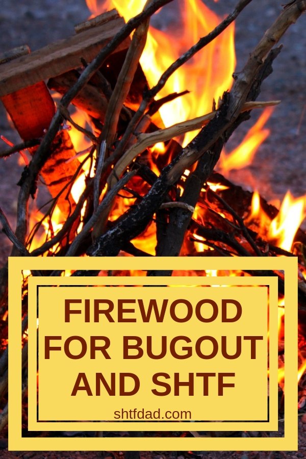 Planning for a SHTF situation needs to include learning about firewood: where to find it, what to look for, how to dry it if it's wet, etc. This comprehensive firewood guide will point oyu in the right direction. #firewood #firewood101 #shtf #shtfdad #survival #preparedness