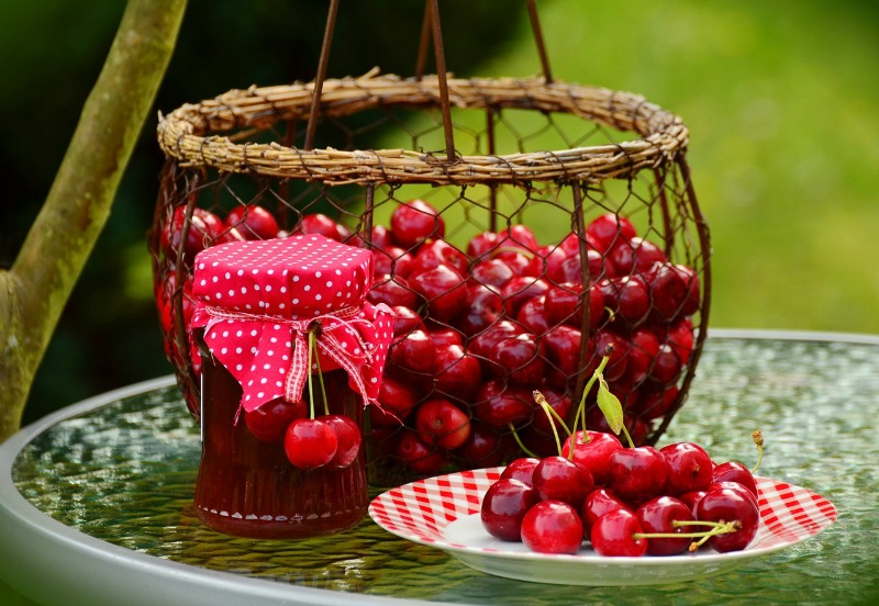 Sweet Cherry Jam Recipe With a Twist