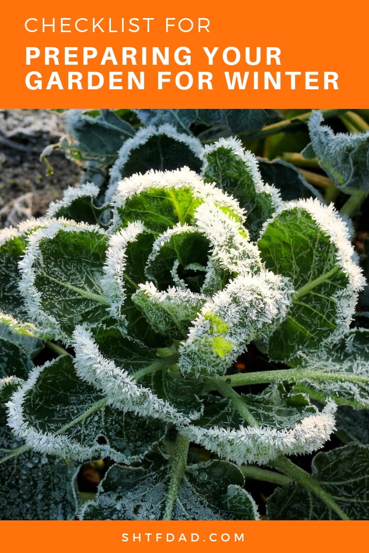 Preparing your garden for winter is an important step to remember. Use this checklist to winterize your garden before it's too late!