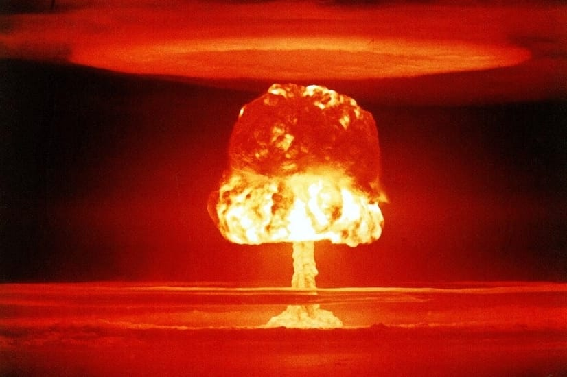 Reasons to Build an Underground Bunker - Nuclear War
