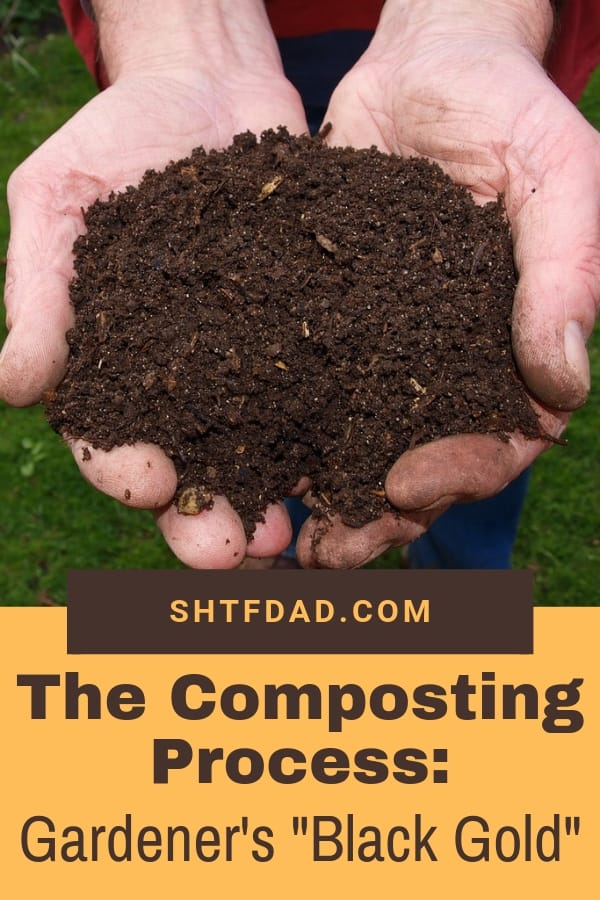 "Learning the composting process, the gardener's ""black gold"", is the best thing a gardener can do to amend the soil naturally before planting. #gardening #composting #shtfdad #homesteading #prepping #survival #preparedness"