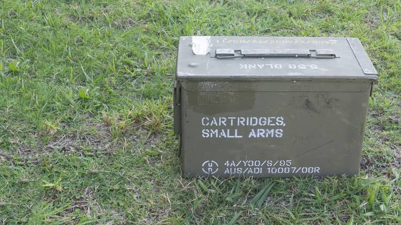 ammo can - security and defense
