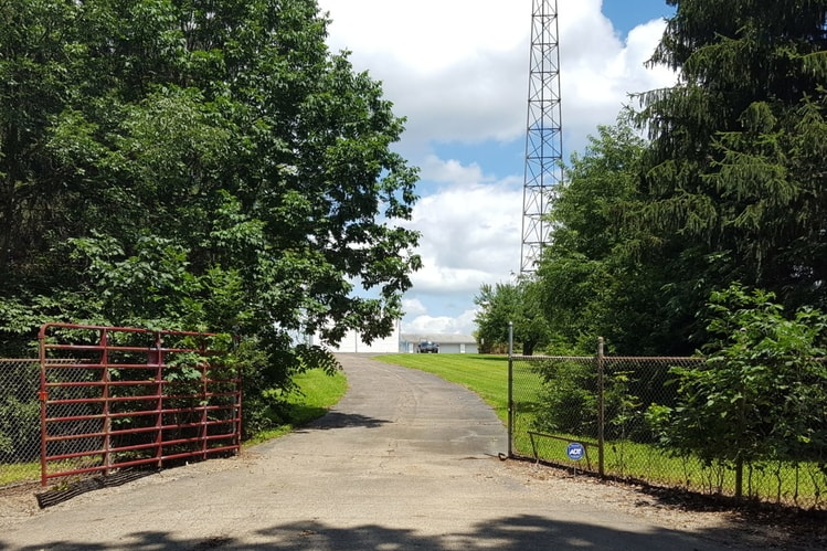 government surplus communications bunker for sale