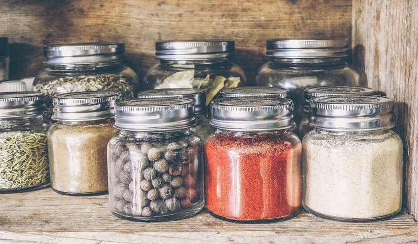 spices and herbs to augment your bunker food supplies