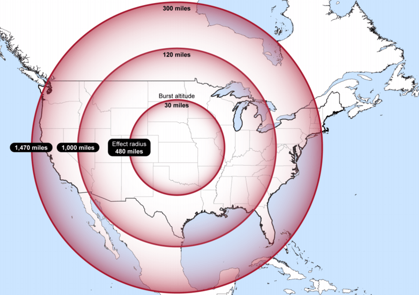 This is what the country would look like in the first 12 months after a large scale electromagnetic pulse (EMP) attack. Are you prepared to survive an EMP?