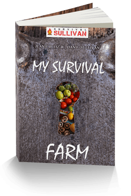 survival farm that can provide an unlimited supply of food post collapse