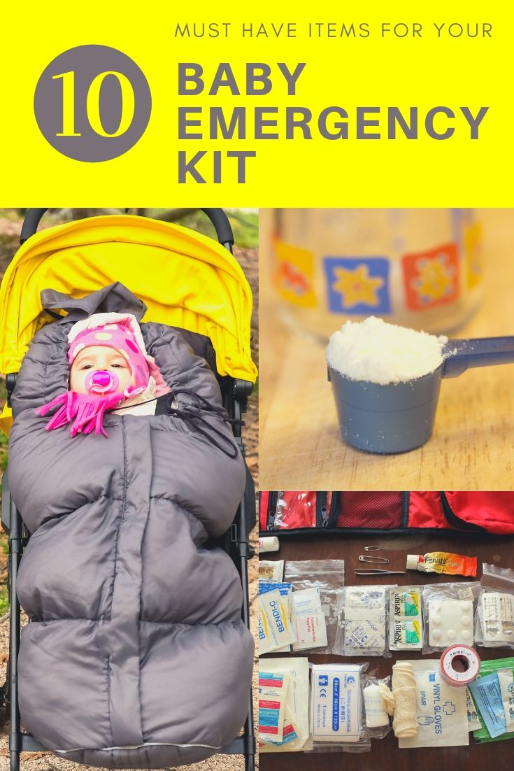 Since becoming a father I've taken emergency preparedness much more seriously. So I've put together a baby emergency kit with items that you might need for your baby when SHTF. Here are the 10 most important!