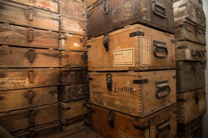 ammo storage containers - storage factors to consider