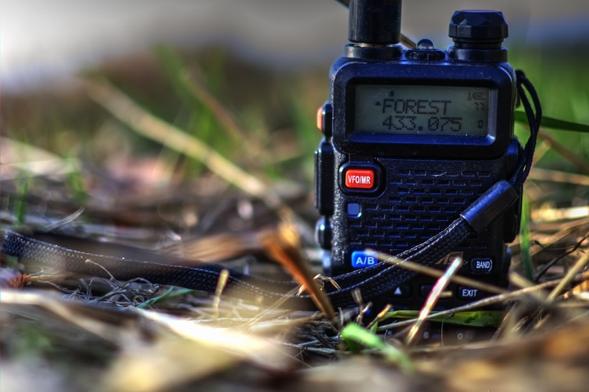 emp protection for hand held communication devices like two-way radios is critical for when SHTF