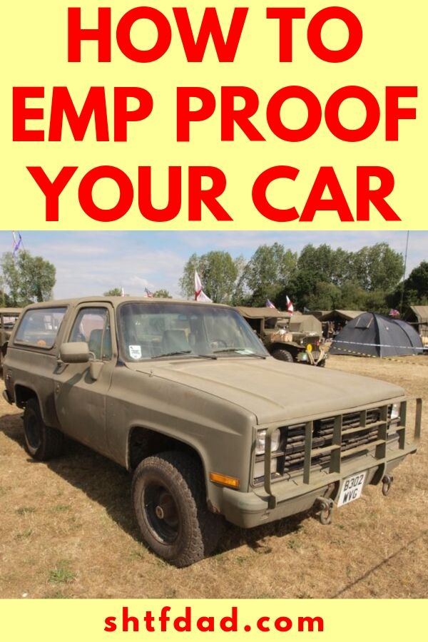 Considering the likelihood of some kind of CME or EMP event or attack, learning how to emp proof your car will put you one step ahead when SHTF.