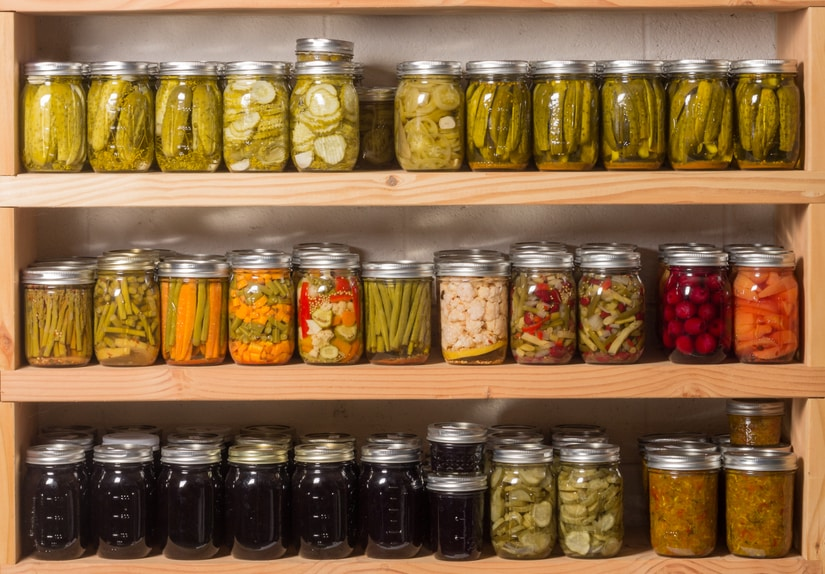 Pressure canning can preserve a variety of foods like pickled items, tomatoes, and jam. Learn the steps involved in this food preservation method!